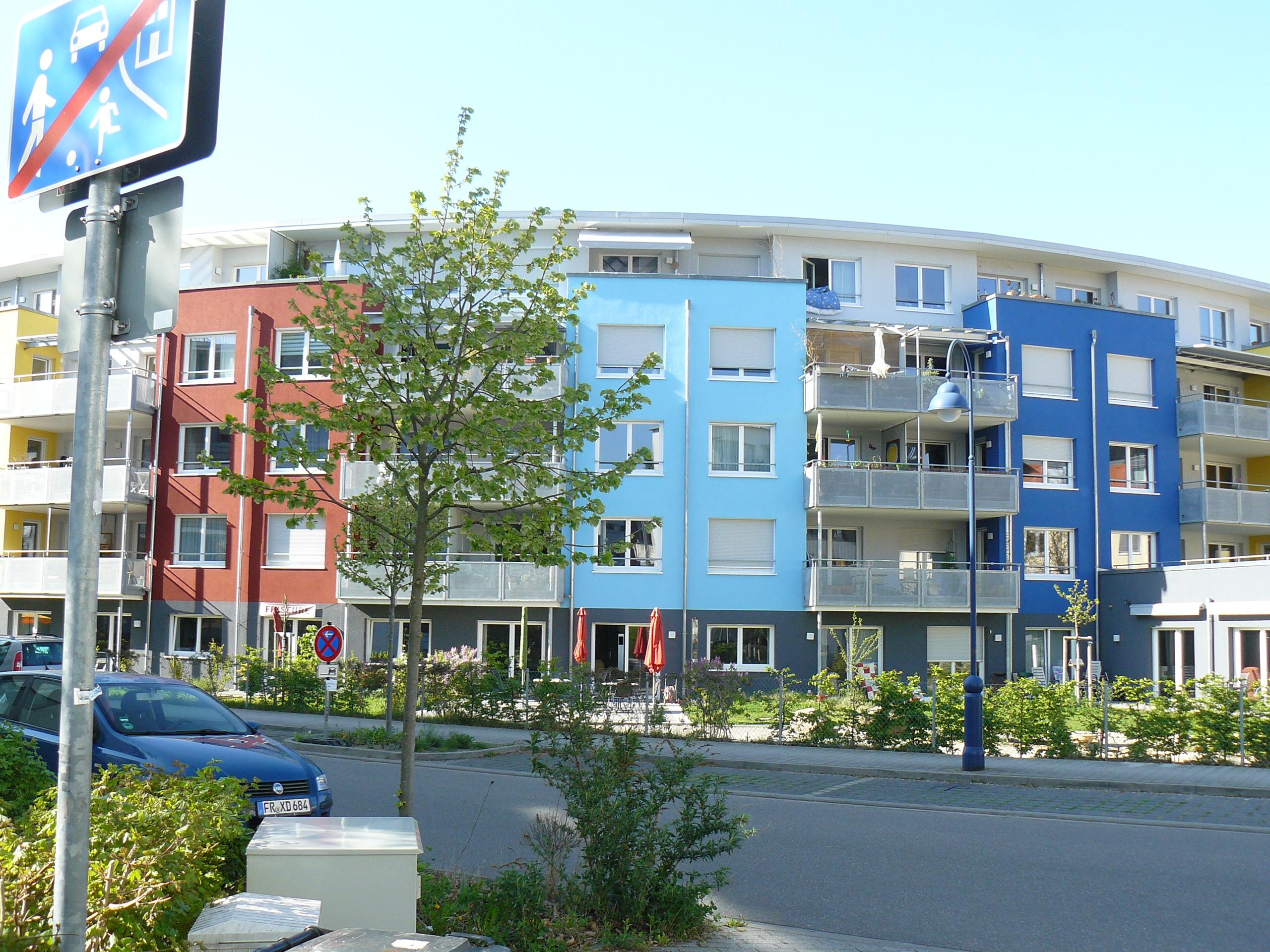 Quartier Vauban, Fribourg, Allgne