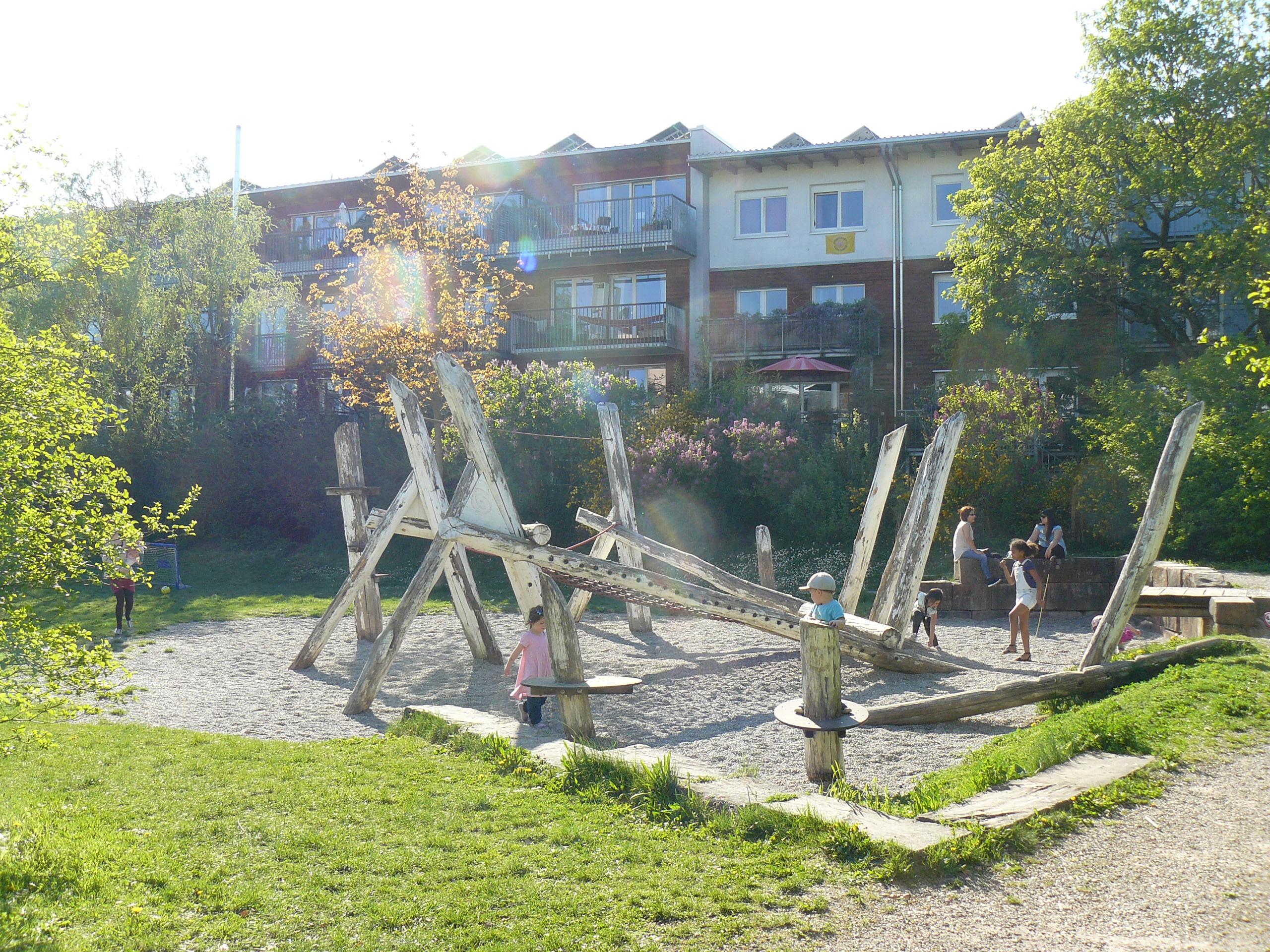 Quartier Vauban, Fribourg